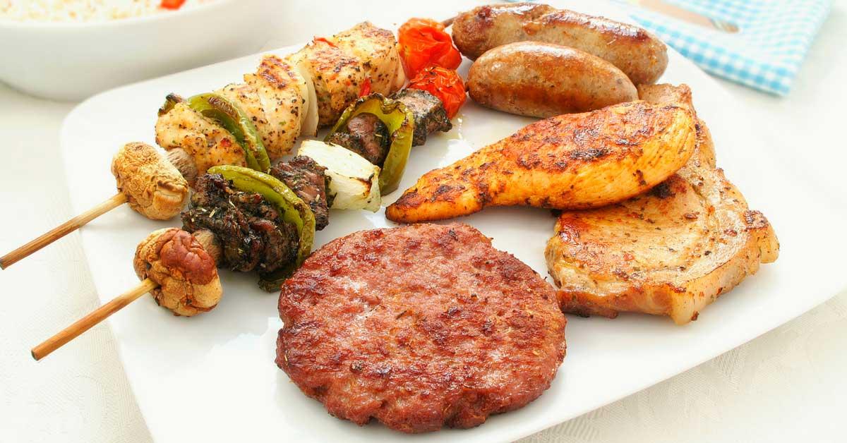 Dieta proteica para perder peso, sin efecto rebote